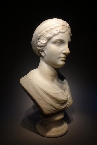 Sculpture  - Bust of Sappho