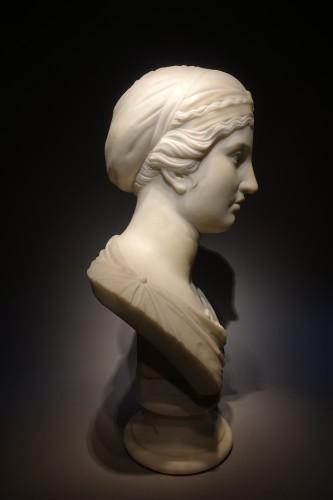 19th century - Bust of Sappho