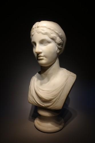 Antiquités - Bust of Sappho