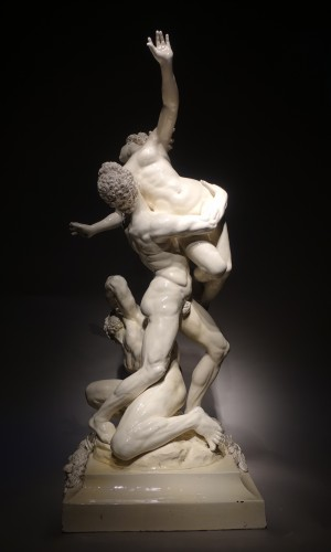 Rape of the Sabines - Sculpture Style