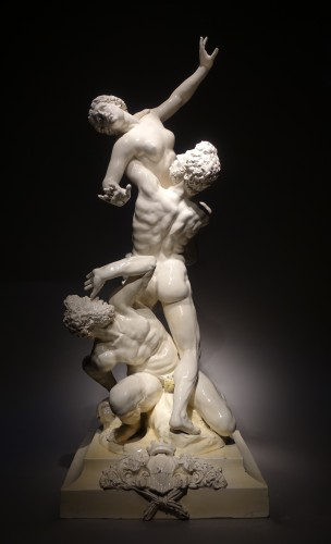 Sculpture  - Rape of the Sabines