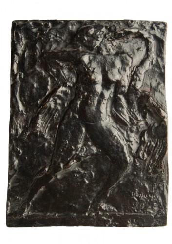 Leda and the Swan - Charles-Albert Despiau(1874 - 1946)