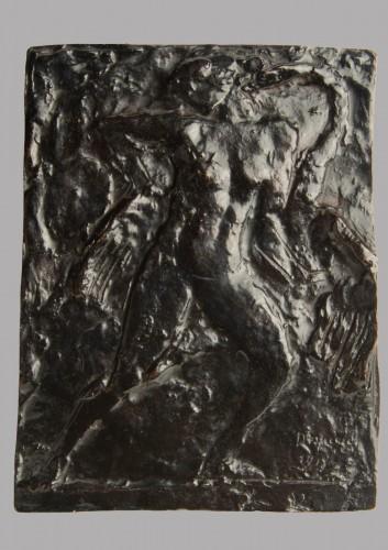 Sculpture  - Leda and the Swan - Charles-Albert Despiau(1874 - 1946)