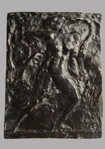 20th century - Leda and the Swan - Charles-Albert Despiau(1874 - 1946)