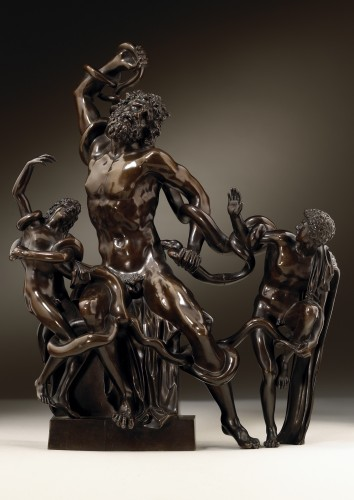 Laocoon and his Sons, late 18th century - Sculpture Style