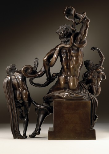 Sculpture  - Laocoon and his Sons, late 18th century