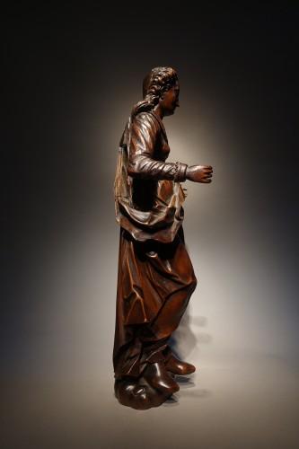 statuette of the Virgin, South-German circa 1600 -
