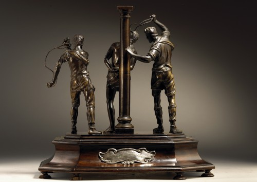 Sculpture  - Flagellation of Christ, Italy early 17th century