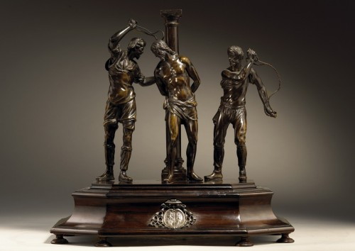 Flagellation of Christ, Italy early 17th century -