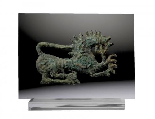 Leaping Lion - Scythian