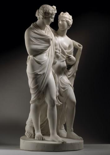 Sculpture  - Bacchus and Ariadne