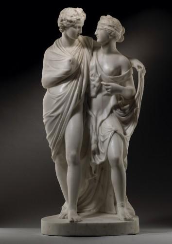Bacchus and Ariadne -