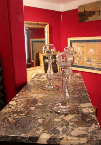 A Louis XVI drop front secretary - Furniture Style Louis XVI