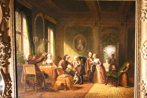 Paintings & Drawings  - The Presentations - ANSI SHEARBON, 1868