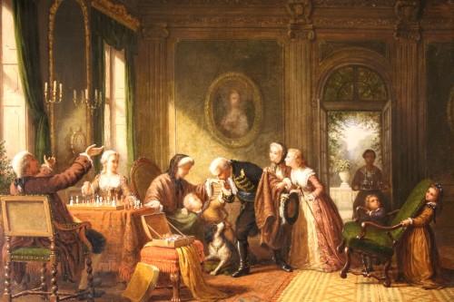 The Presentations - ANSI SHEARBON, 1868 - Napoléon III