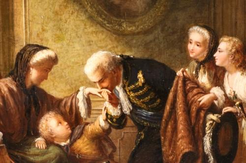 Napoléon III - The Presentations - ANSI SHEARBON, 1868