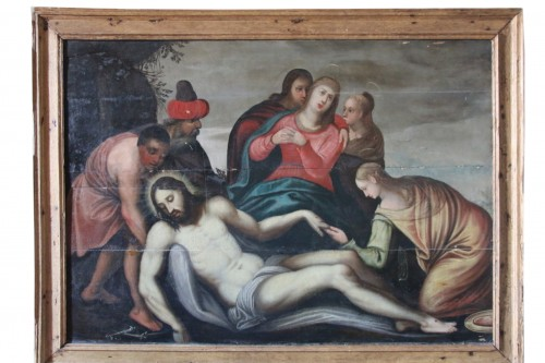 The Deposition of Christ, Italian school of the 16th century