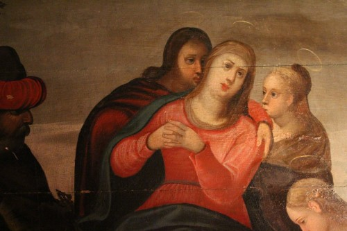 Paintings & Drawings  - The Deposition of Christ, Italian school of the 16th century