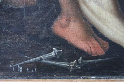 Antiquités - The Deposition of Christ, Italian school of the 16th century
