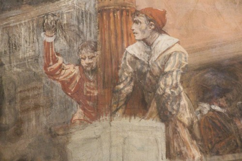 Carnival of Venice - Georges Clairin (1843-1919) - Art nouveau