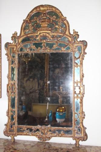 Mirrors, Trumeau  - Large Louis XV mirror
