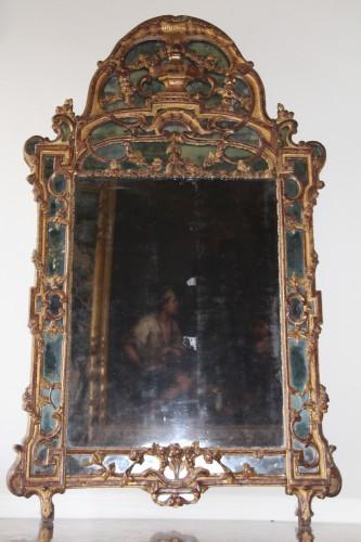 Large Louis XV mirror   -