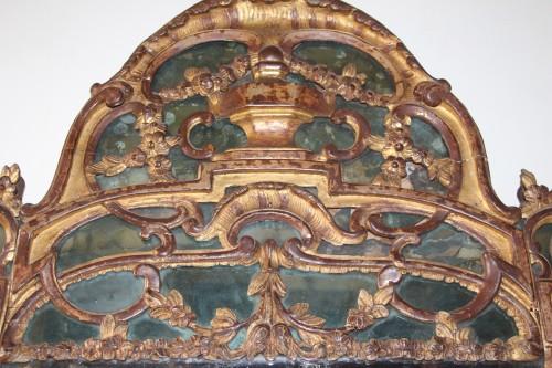 Louis XV - Large Louis XV mirror