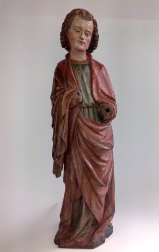 St. John the Evangelist - Sculpture Style Middle age