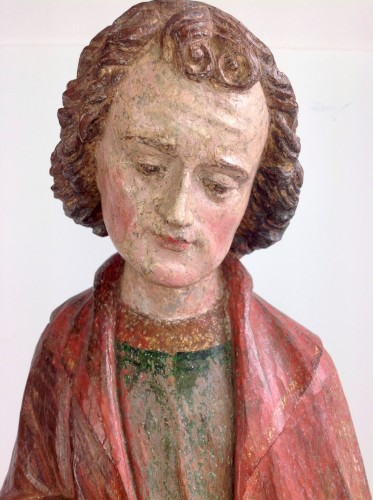 Sculpture  - St. John the Evangelist