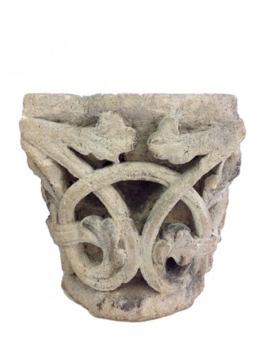 Twelfth century capital