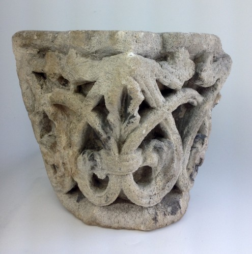 Twelfth century capital -