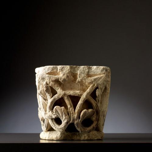 Middle age - Twelfth century capital