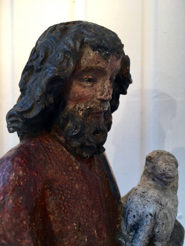 Sculpture  - John the Baptist