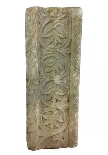 Marble frieze