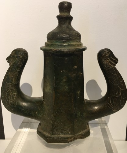 Part of a Roman chariot -