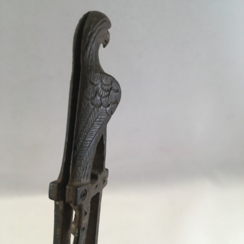 2nd-3rd Century AD bronze knife handle in the form of an eagle - Ancient Art Style