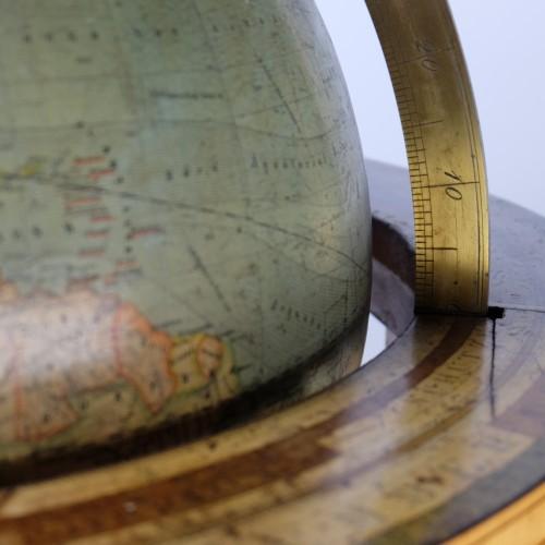 19th century - 19th Century globe of Ernst Schotte (Berlin) in the German language