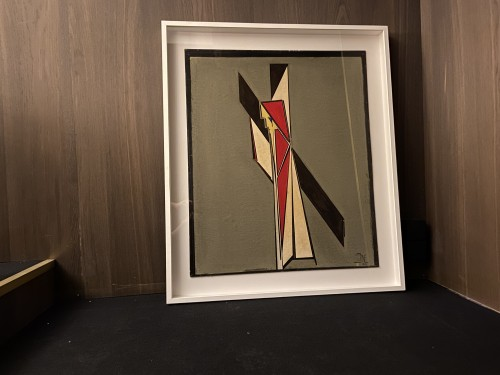 4 designs - J.J.N.Exter - dated 1940 - Exhibited 'Rijksmuseum Amsterdam' -