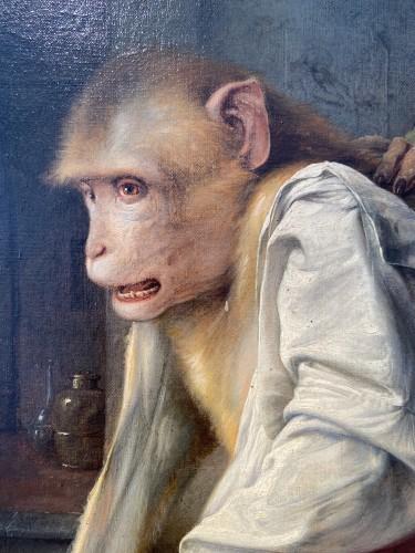 20th century - 'Onderzoeking' (medical examination) - 1933 - Jos Schippers (1868-1950)