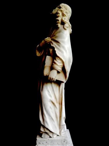 Saint John the Evangelist  - Sculpture Style