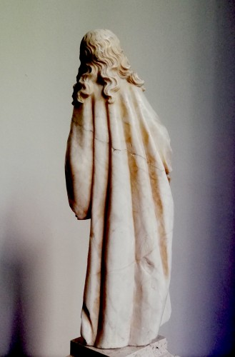Sculpture  -  Saint John the Evangelist