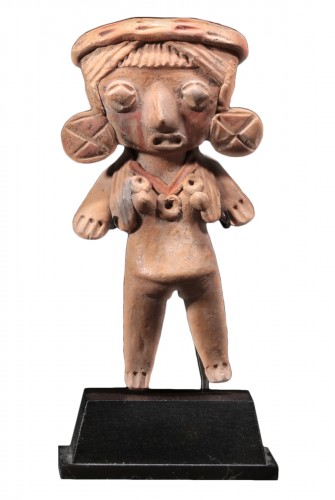 Michoacan female figure