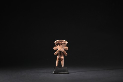 Michoacan female figure -