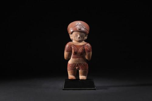Ancient Art  - Chorrera terracotta figure
