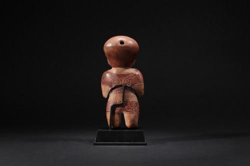 Chorrera terracotta figure -