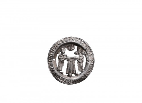 13th-14th century pilgrim badge/insignia