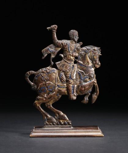 Bronze figure - Sculpture Style