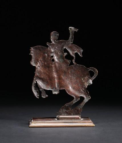 <= 16th century - Bronze figure