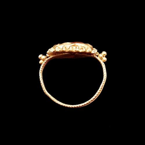 Ancient Art  - Roman intaglio ring
