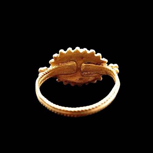 Roman intaglio ring -